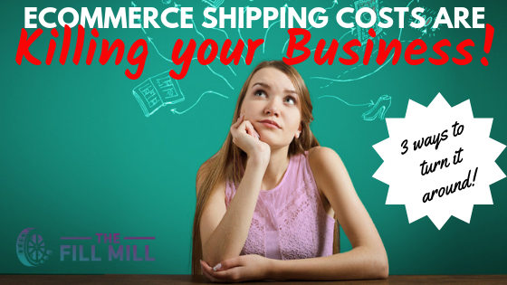 E-commerce shipping charges are killing your business!